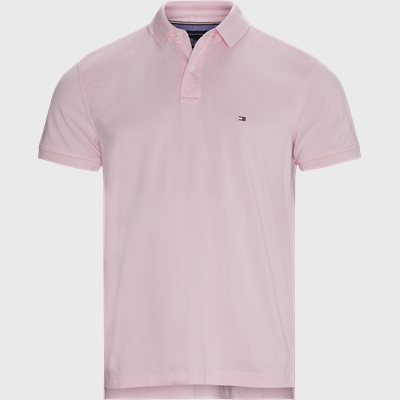 Tommy Regular Polo T-shirt Regular | Tommy Regular Polo T-shirt | Pink
